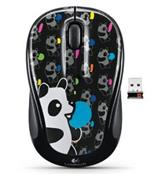 Wireless Mouse M 235 Panda Candy