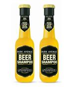 Park Avenue Beer Shampoo - 200 ml Pack of 2